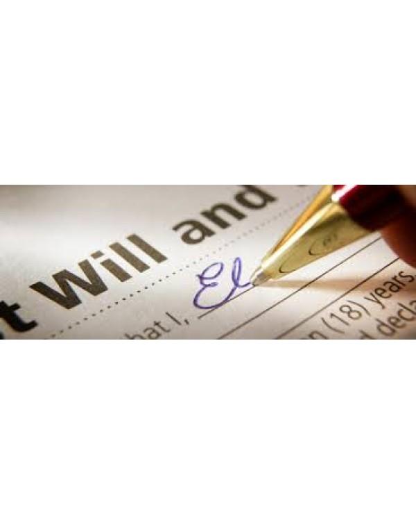 Wills & Probates